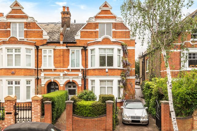 Thumbnail Semi-detached house for sale in Birch Grove, London