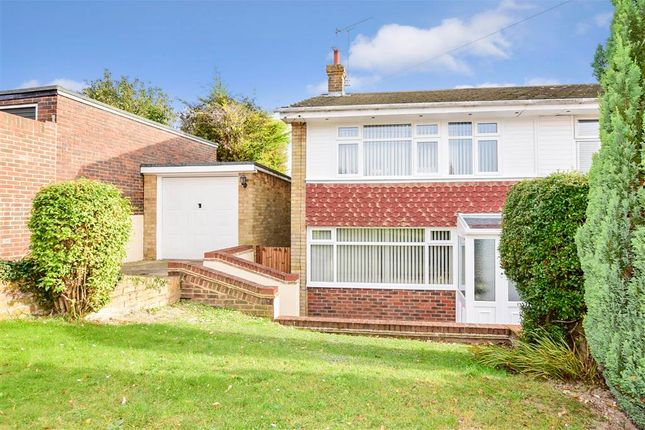 Thumbnail Semi-detached house for sale in Lyndhurst Way, Istead Rise, Kent