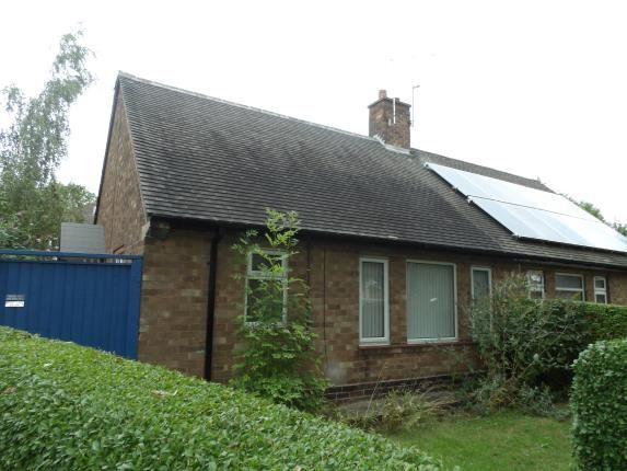 Thumbnail Bungalow for sale in Leafield Green, Clifton, Nottingham, Nottinghamshire