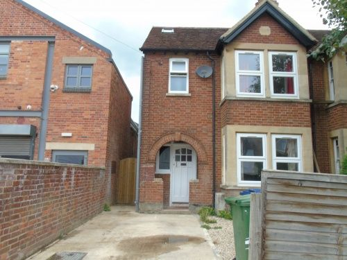 Thumbnail Detached house to rent in Glanville Road, Cowley