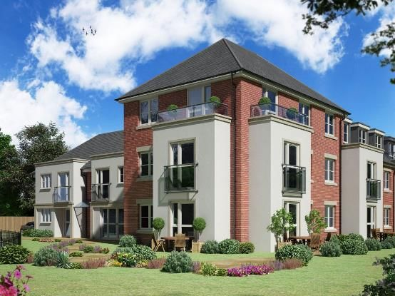 Thumbnail Flat for sale in Lonsdale Road, Formby, Liverpool