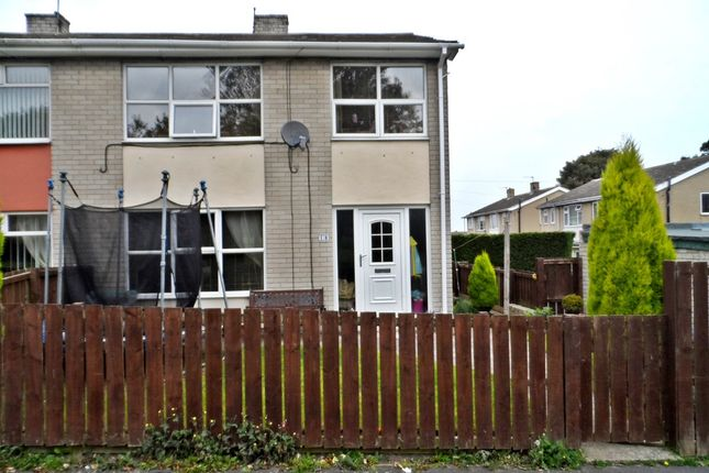 Thumbnail Semi-detached house for sale in Short Grove, Murton, Seaham