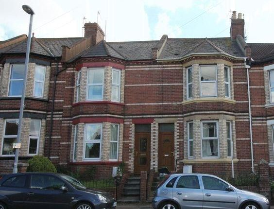Thumbnail Property to rent in Barrack Road, St. Leonards, Exeter