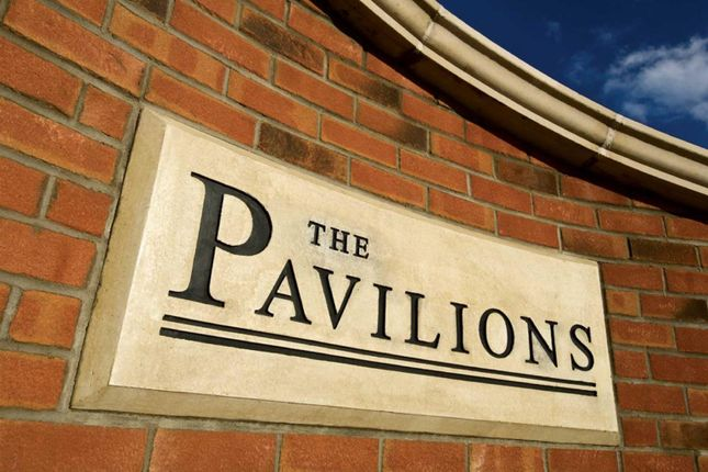 Thumbnail Flat for sale in The Pavilions, Fairways Drive, Ramsey
