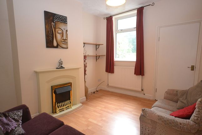 Thumbnail Terraced house to rent in Hassell Street, Newcastle-Under-Lyme