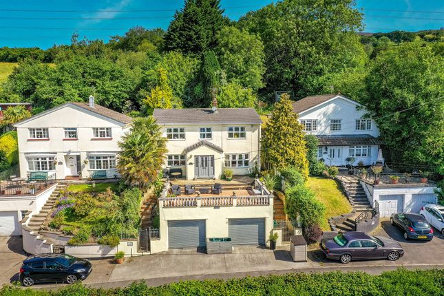 Thumbnail Detached house for sale in Felin Fach, Bedwas, Caerphilly