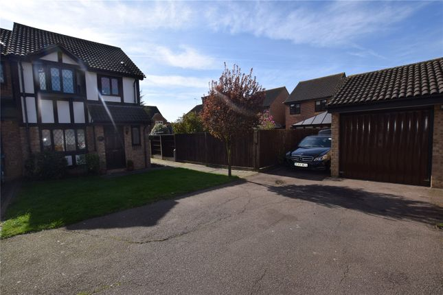 3 bed end terrace house for sale in Jarvis Way, Harold Wood, Essex