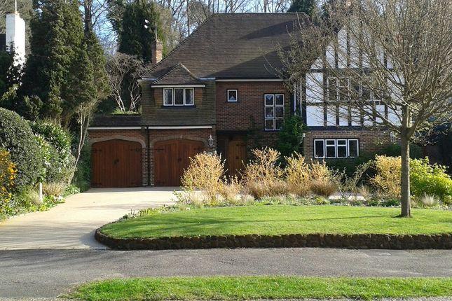 Thumbnail Detached house for sale in Camden Park Road, Chislehurst
