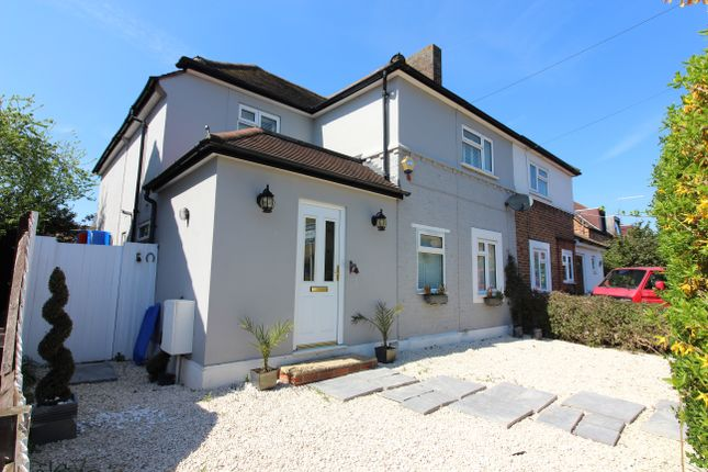 Semi-detached house for sale in Grange Road, West Molesey