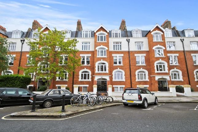 Exterior of Southwold Mansions, Maida Vale W9