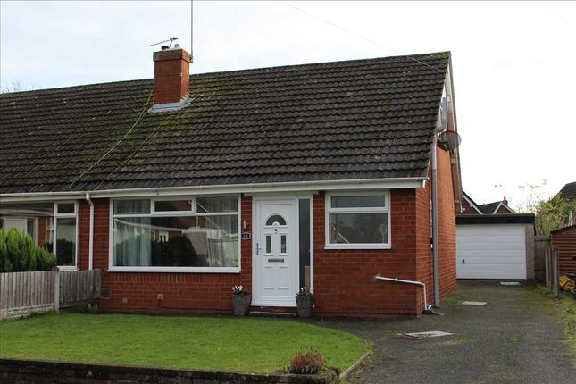 2 bed semi-detached house for sale in Madeley Close, Broughton, Broughton CH4