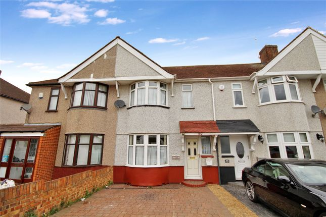Thumbnail Terraced house for sale in Northumberland Avenue, South Welling, Kent