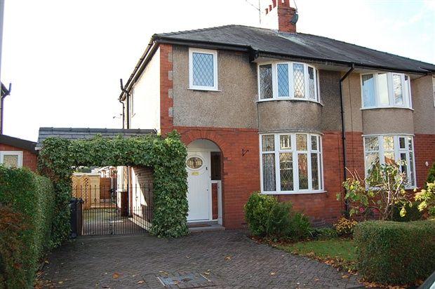 Thumbnail Property to rent in Carleton Drive, Penwortham, Preston