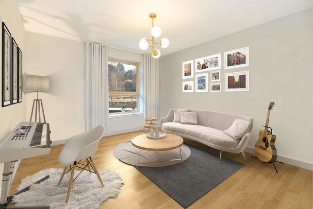 2 bed flat for sale in 16/1 Hughes Close, Canonmills Garden, Edinburgh EH7