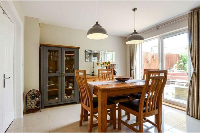 Dining Room of Hunters Lane, Leavesden, Watford WD25