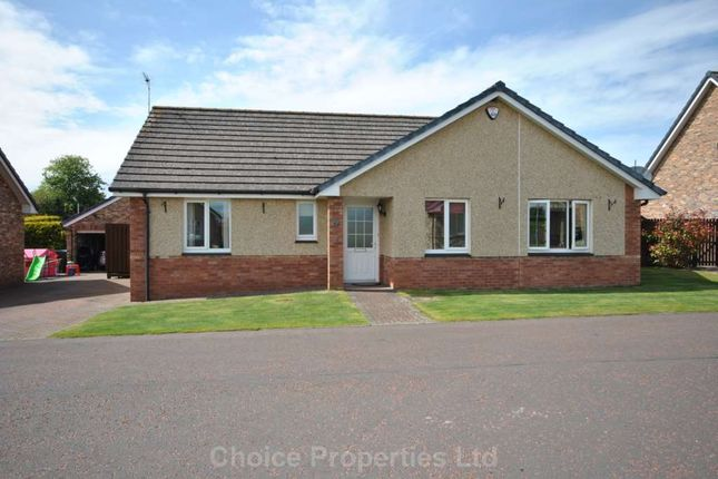 3 bed detached bungalow for sale in Hannah Drive, Knockentiber