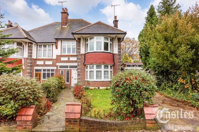 Thumbnail Semi-detached house for sale in Beech Drive, London