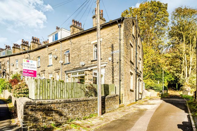 Thumbnail End terrace house for sale in Willow Terrace, Sowerby Bridge