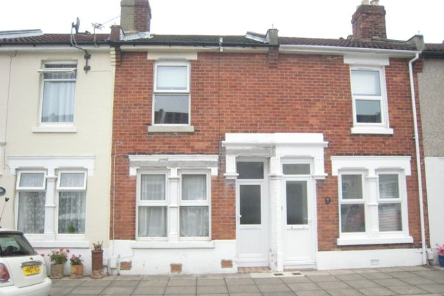 Thumbnail Terraced house to rent in Rosetta Road, Southsea