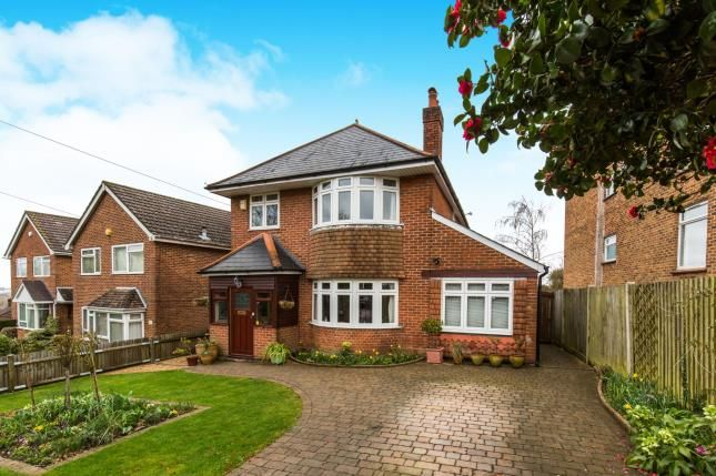 Thumbnail Detached house for sale in Copsewood Road, Southampton