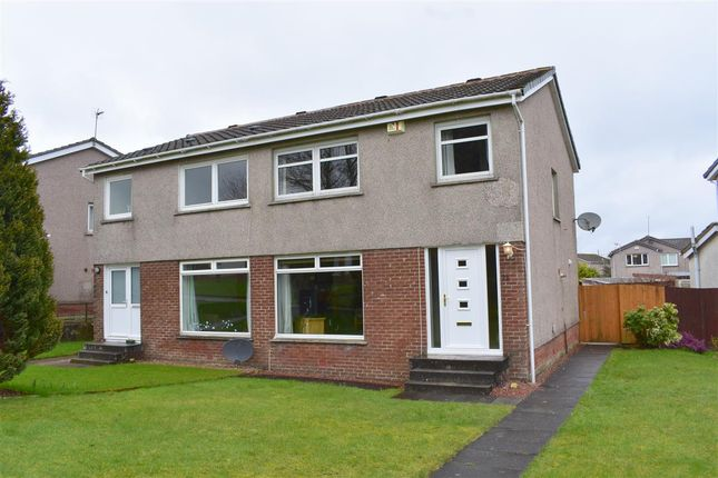 Thumbnail Semi-detached house to rent in Wemyss Avenue, Newton Mearns, Glasgow