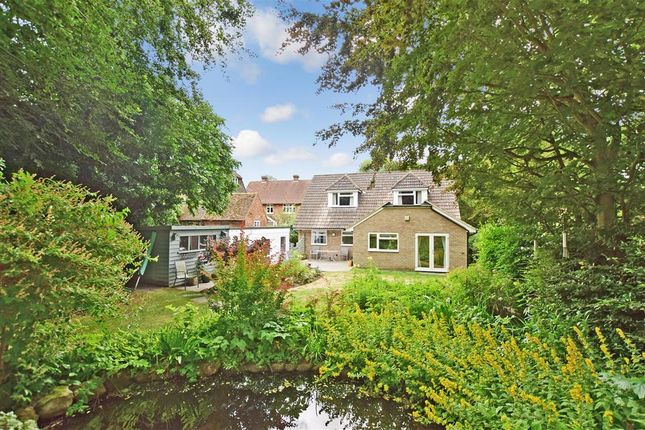 Thumbnail Detached bungalow for sale in Westbere Lane, Westbere, Canterbury, Kent
