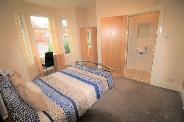 Thumbnail Room to rent in Albany Road, Ensuite 1, Earlsdon, Coventry