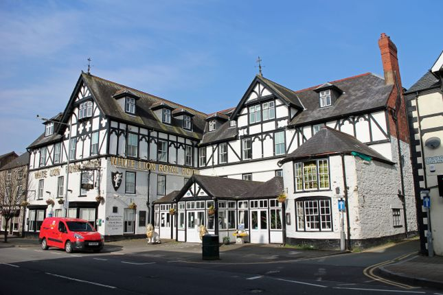 Thumbnail Hotel/guest house for sale in 61 High Street, Bala, Merionethshire