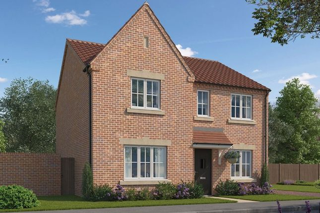 Thumbnail Detached house for sale in Stonegarth, Cross Stree, Barnsley