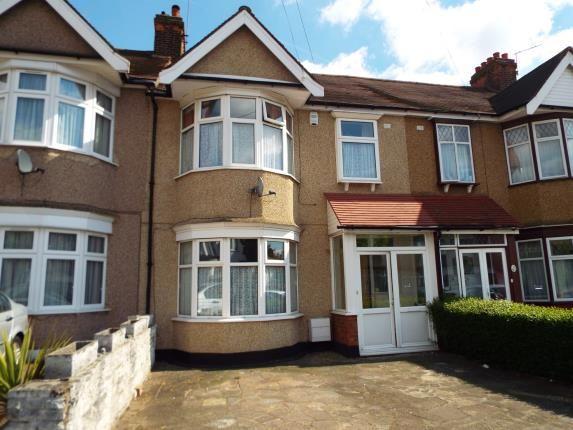 Thumbnail Terraced house for sale in Redbridge, Essex