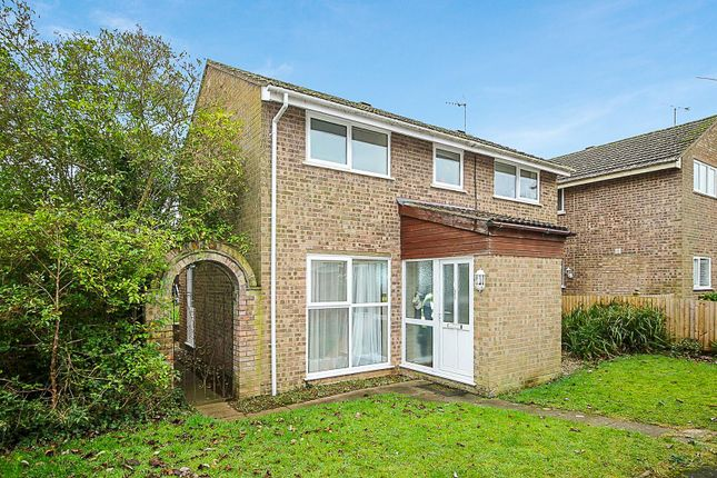 3 bed detached house for sale in Harmans Way, Weedon, Northampton