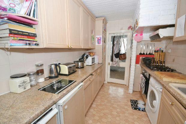 Kitchen of Maida Way, London E4