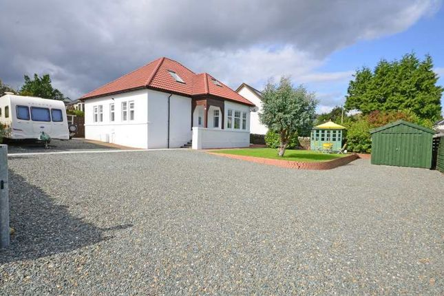 Thumbnail Bungalow for sale in Clyde Street, Dunoon