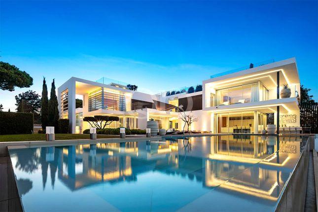 Thumbnail Detached house for sale in Avenida Aryton Senna, Quinta Do Lago, Almancil, 8135-011
