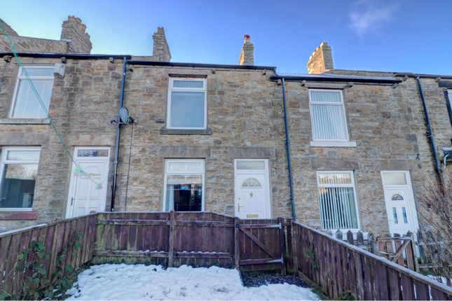 2 bed terraced house for sale in Park Terrace, Consett DH8