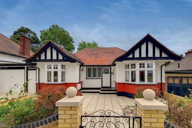 Thumbnail Bungalow for sale in Barn Hill, Wembley, Greater London