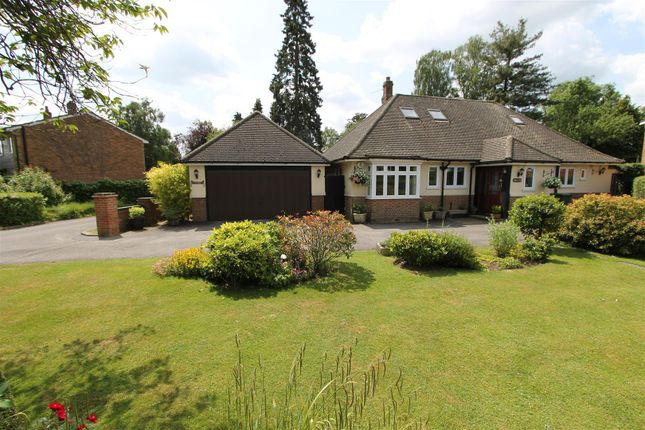 Thumbnail Detached bungalow for sale in Leverstock Green Road, Hemel Hempstead