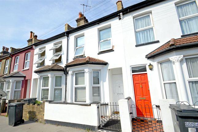 Thumbnail Terraced house for sale in Leslie Grove, Croydon