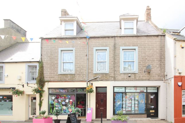 Thumbnail Flat for sale in Market Place, Eyemouth