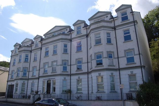 Thumbnail Flat to rent in Riverside Apartments, Leigh Terrace, Douglas