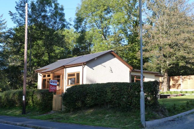 Thumbnail Property for sale in Crossgates, Llandrindod Wells, Powys