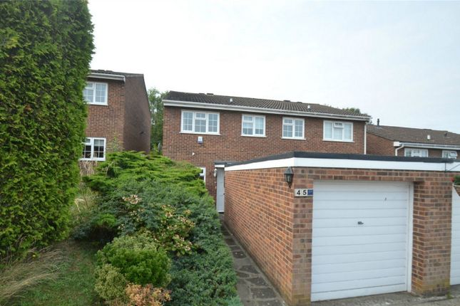 Thumbnail Terraced house to rent in Darley Close, Shirley, Croydon