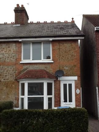 Thumbnail Studio to rent in Highfield Road, Bognor Regis, West Sussex