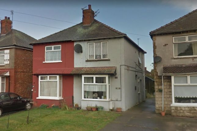 Thumbnail Semi-detached house to rent in Ville Road, Scunthorpe