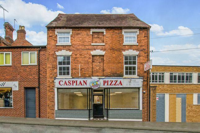 Thumbnail Retail premises for sale in Mill Street, Kidderminster