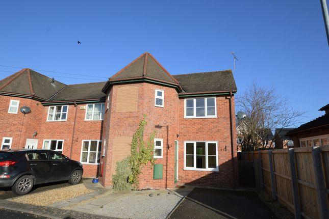 Thumbnail Semi-detached house to rent in Roselands Court, Chester Road, Lavister, Rossett, Wrexham