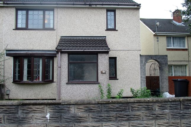 Thumbnail Semi-detached house for sale in Nobel Avenue, Port Talbot, Neath Port Talbot.