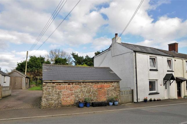 Thumbnail End terrace house for sale in Chapel Street, Grimscott, Bude, Cornwall