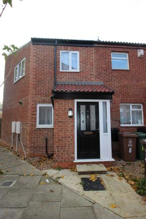Thumbnail Property to rent in Grange Crescent, Thamesmead