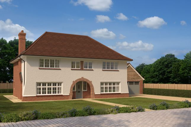 Thumbnail Detached house for sale in The Maples, Ermine Street, Buntingford